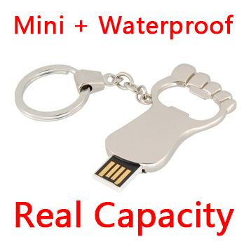 Beer Bottle Opener USB Flash Drive Memory Disk One Key Pen Drive 32GB 16GB 64GB Waterproof Stainless Steel Gift 128GB 1TB 2.0(China (Mainland))