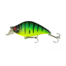 hot selling Crank bait 6.5cm 8.4grams 5colors fishing tackle fishing lure crank baits minnow hard baits plastic lure14015
