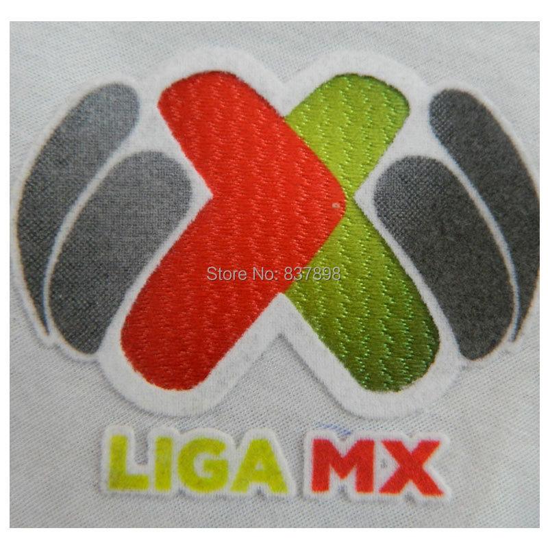 LIGA MX 2014-2015 SOCCER JERSEY SLEEVE BADGE MEXICO HQ PARCHE(China (Mainland))