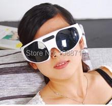 Free shipping Eye Care Health Electric Alleviate Fatigue Massager Anti-myopia Eye Nurses USB  Acupuncture Magnet Eye Massage