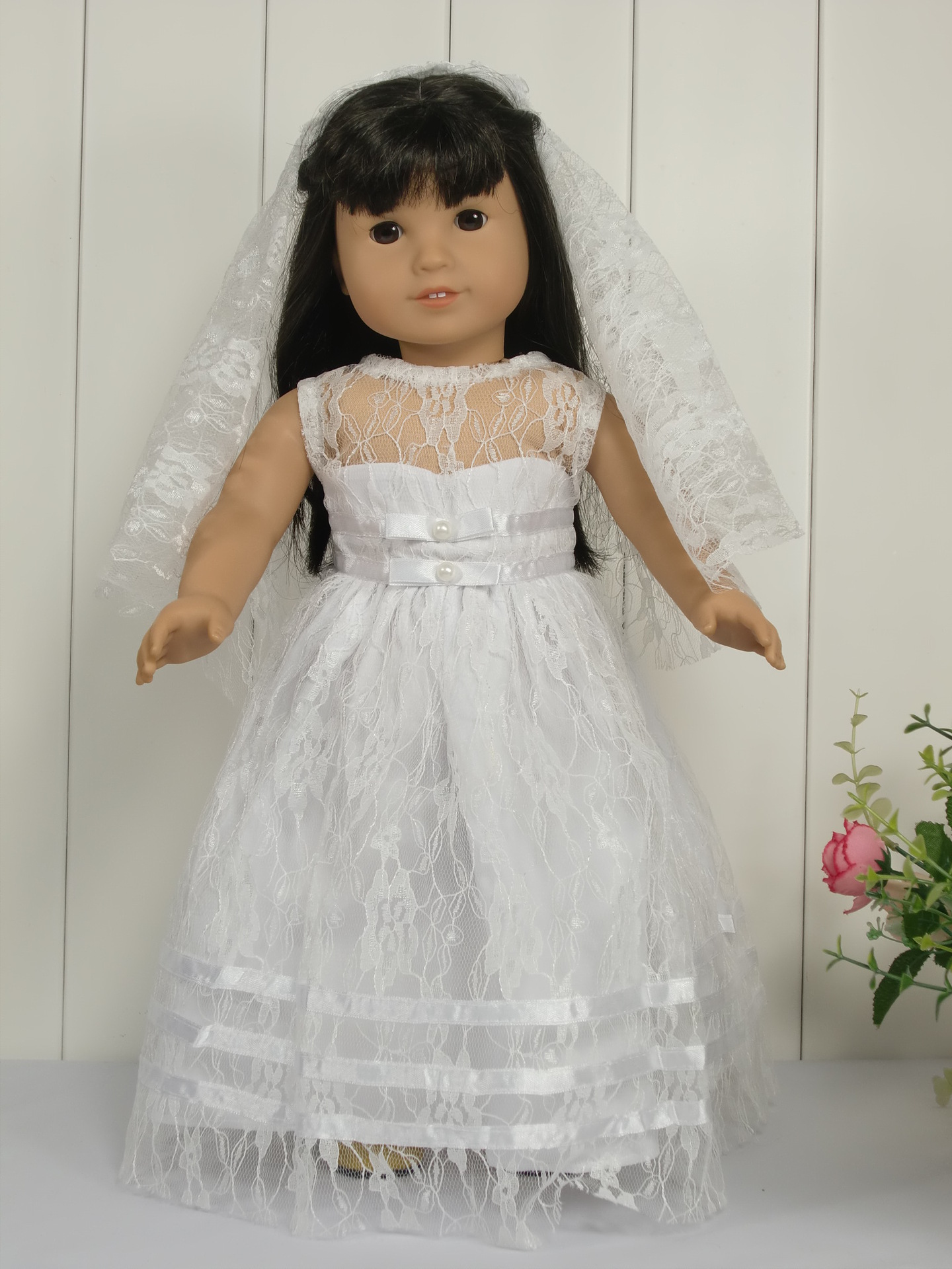 Buy beautiful wedding dress for american for American girl wedding dress