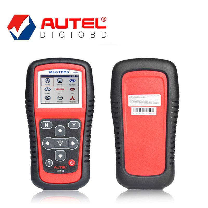 AUTEL MaxiTPMS TS501 TPMS diagnostic & service tool activate OEM/ Univeral TPMS sensors reprogram relearn TPMS sensors(China (Mainland))