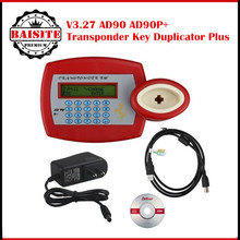 Most Powerful and Professinal AD90 AD 90 Transponder Key Duplicator Plus AD90 key programmer High Quality Lowest Price(China (Mainland))