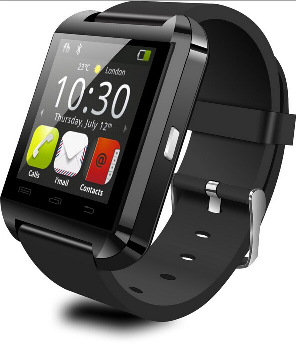 Cool Wearable Silicon u Watch u8 Fitness Smart Digital Bluetooth Cheap Cell Phone Hand Watches Mobile with SOS GPS Tracker(China (Mainland))