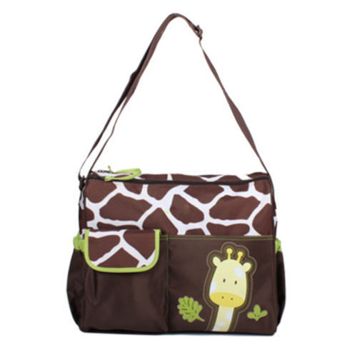 Fashion Baby Diaper Nappy Bag Carter Giraffe Mummy package Multifunction Mummy Handbag Tote With Changing Pad(China (Mainland))