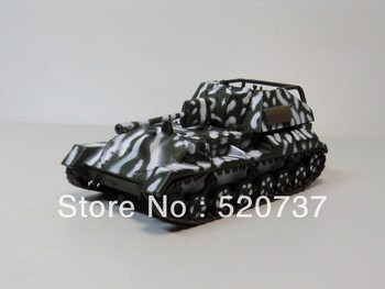 fabbri 1:72 su-76 m Soviet self-propelled gun tank model