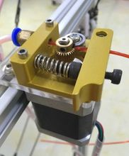 2016 newest Auto leveling DLT 180 with heat bed Reprap rostock 3D DIY printer kit