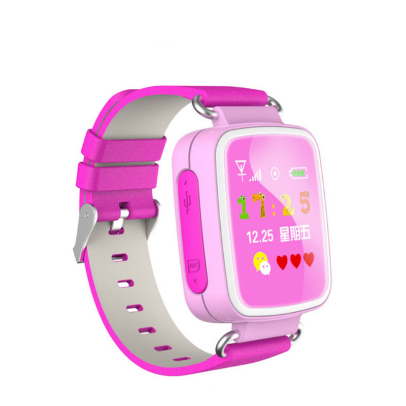 FineFun Smart Watch Y9S Color Display Waterproof GPS Positioning Pedometer IOS Android Give The Child The Gift for Children(China (Mainland))