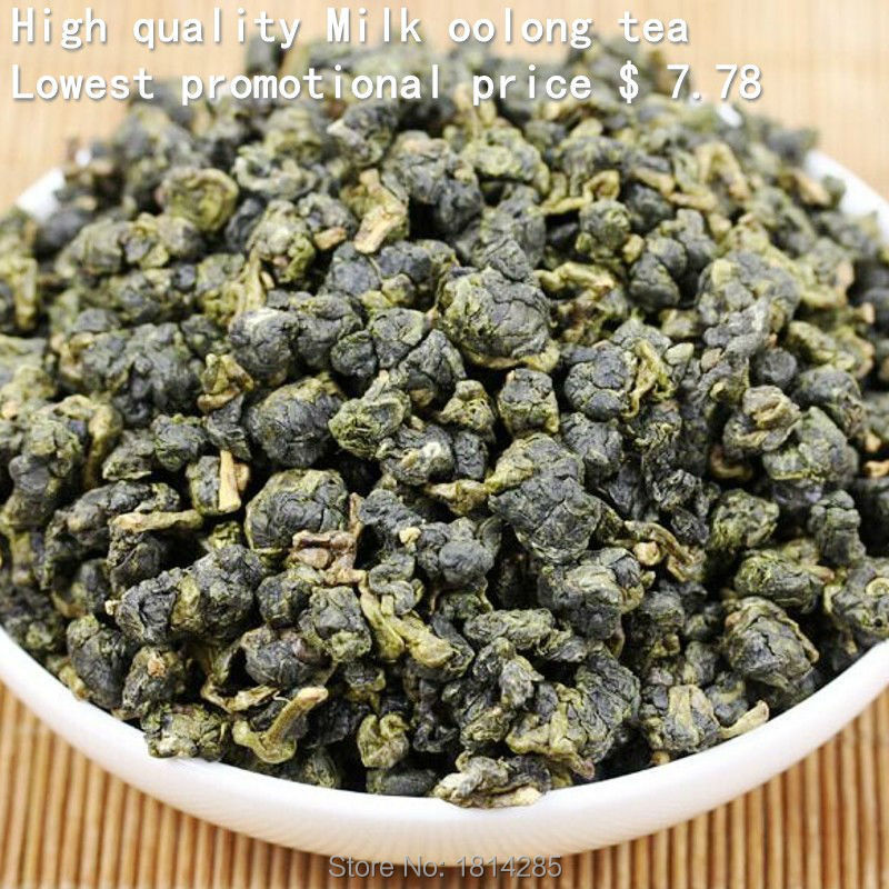 Milk Oolong tea,250g of high-quality Taiwan mountain oolong tea,green and healthy food,Jin Xuan tea,free shipping+Mystery Gift(China (Mainland))