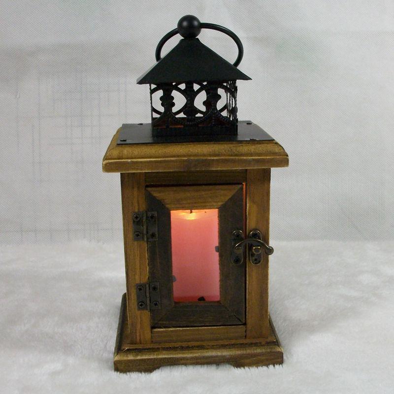 Средневековый фонарь своими руками 40