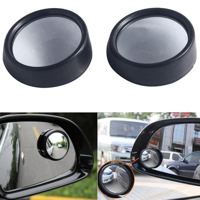 2PCS-Round-Car-Vehicle-Convex-Mirror-Blind-Spot-Side-Rearview-Wide-Angle-Auxiliary-Safe-Driving