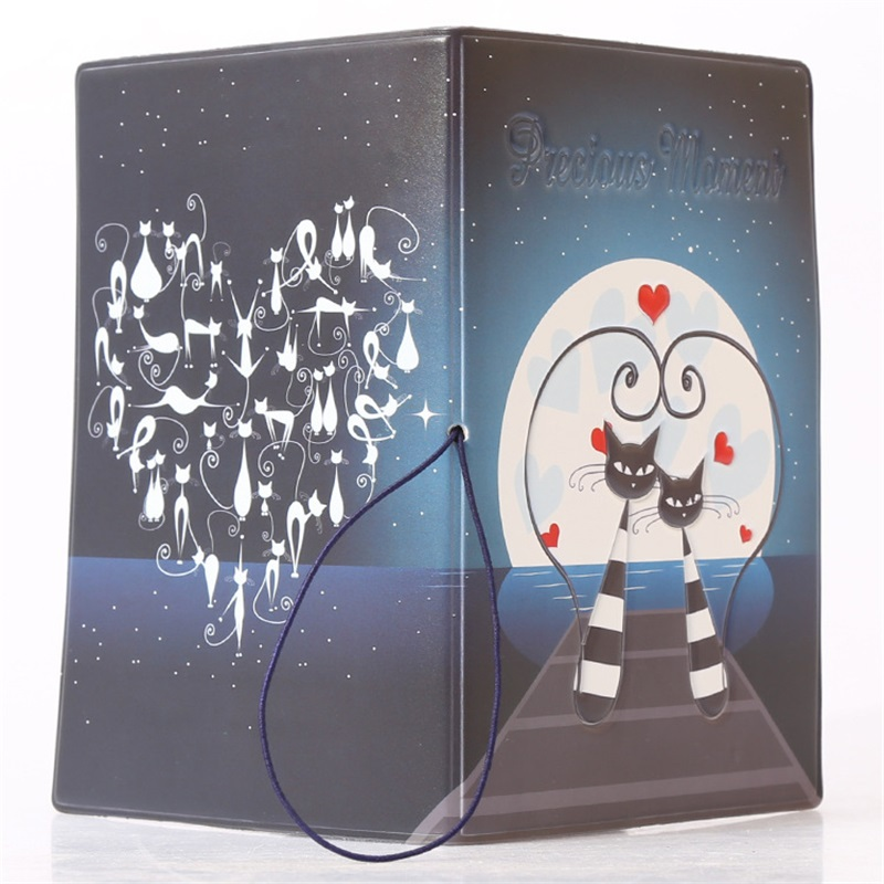 High Quality Love season Passport Cover Package documents Sets PVC Business Travel Card Bag Credit Card Holder<br><br>Aliexpress