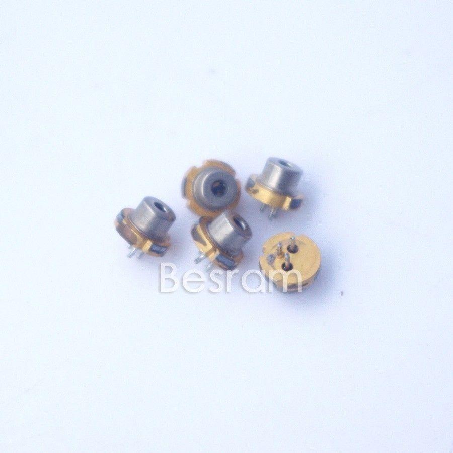 1pc Nichia NDV4212 100mW 405nm Laser Emite Diode Cut Pin TO18 5 6mm used(China (Mainland))