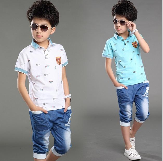 Одежда Летняя Для Мальчиков