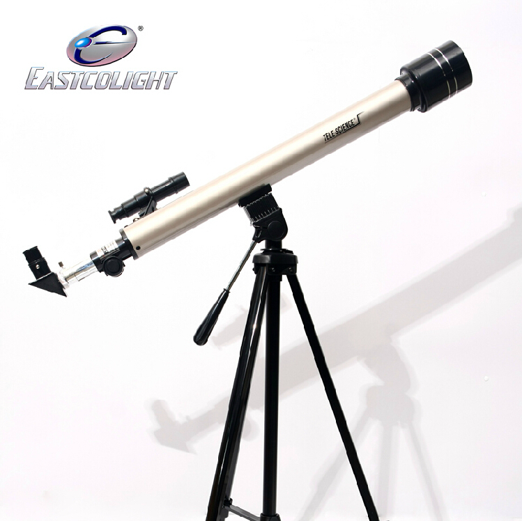 Eastcolight #3080 Top quality 175 Power 50mm Astronomical Terrestrial Telescope with Aluminium Tripod Easy to carry for hunting