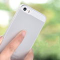 For Apple iPhone 5 5S SE Case Cover Ultra Thin Protective Transparent Frosted Back Cover For