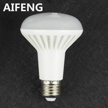 Buy AIFENG E27 LED bulb lamp R80 led light 12W LED Spot Lamp AC85-265V warm white led spotlight Dimmable 220v-240v lamps spotlight for $4.93 in AliExpress store