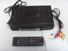 High quality Satellite TV Receiver HD Black ATSC TV BOX 1080P Video HDMI Out for Mexico USA Canada