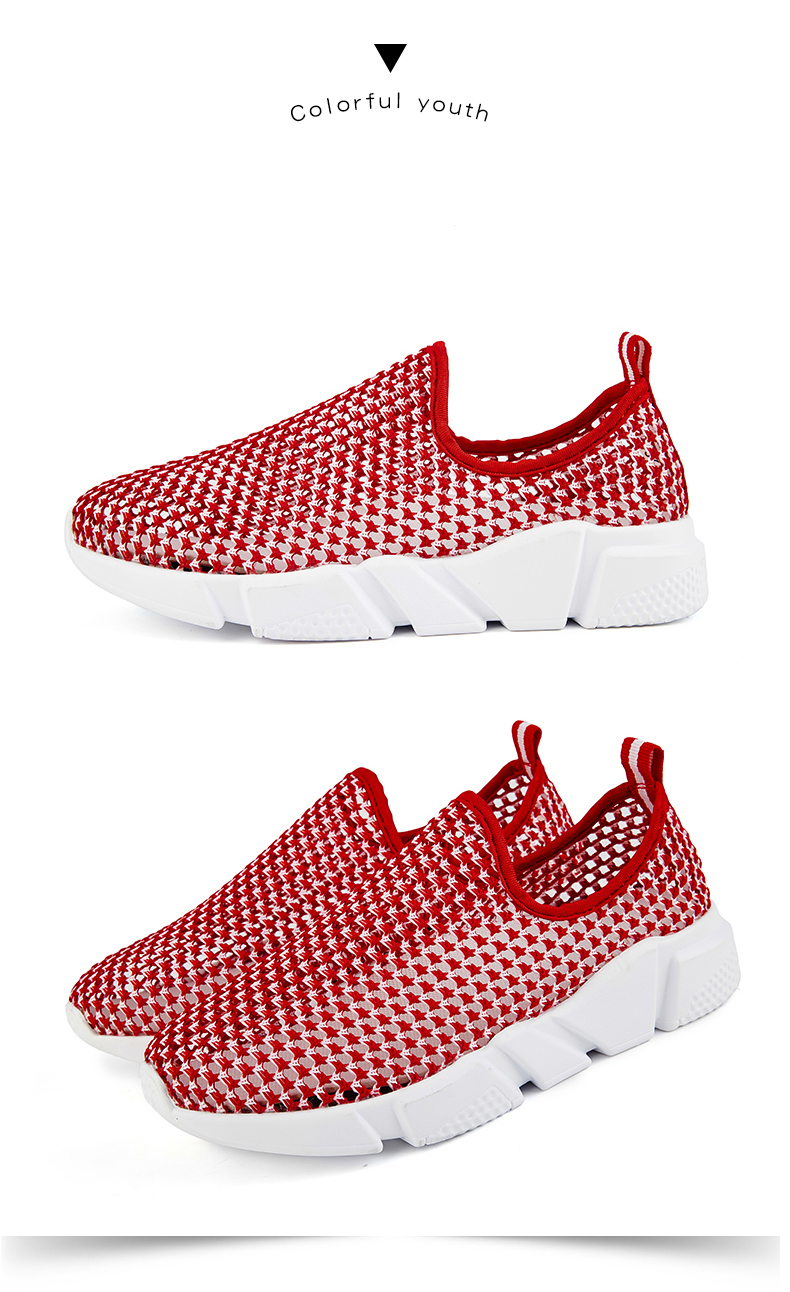 Socone Women Walking Shoes Breathable Air Mesh Shoes Lightweight LOVER Platform Woman Healthy Fitness Swing Sport Sneakers (13)