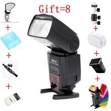Buy Meike MK-600 MK600 ETTL ETTL II HSS Speedlite Canon Camera High Speed Sync Speedlight Flash Light Canon DLSR Camera for $96.00 in AliExpress store