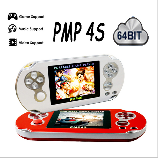 3.0 inch Portable Game Player Handheld Game Consoles PMP Supporting nes Games TF card/Video/Camera/Music/E-book 10000 in 1(China (Mainland))