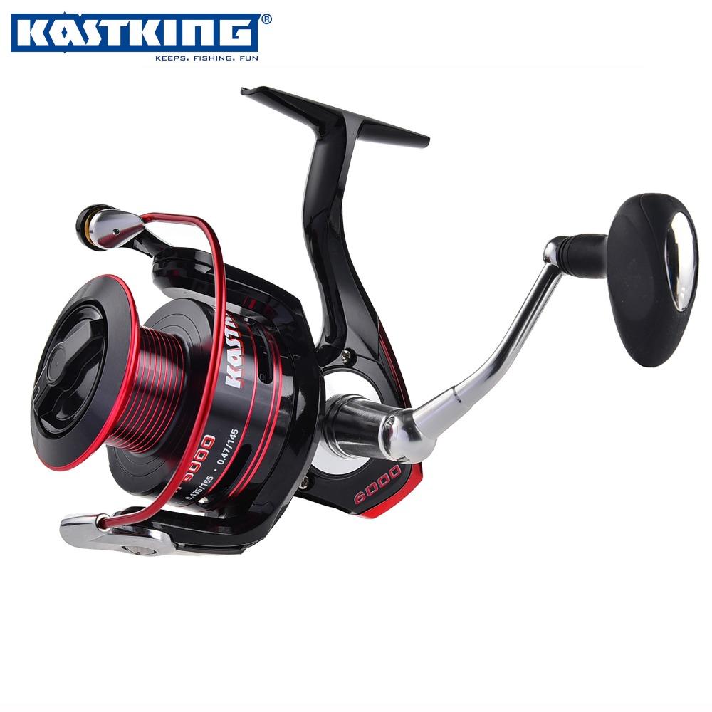 KastKing Sharky II Best Quality Max Drag 19KG Spinning Fishing Reel Saltwater Sea Wheel Big Game Fishing Jigging Wheel(China (Mainland))