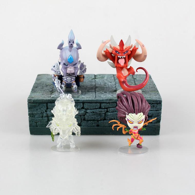 Arthas&Zeratul&Kerrigan 8cm PVC Action Figure Model kids Toys Gifts Collection Free Shipping T456(China (Mainland))