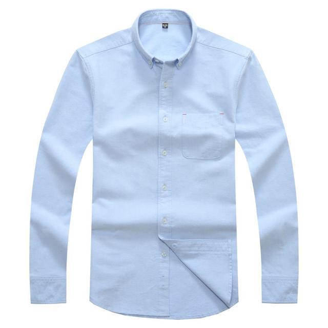 2016 весной новое рубашки мужчины свободного покроя отложным воротником рубашки для ...