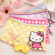 Buy 2016 Rushed Underwear 4pcs/lot Baby Girl Child's Underpants Shorts Nurseries Children's Boxer Underwear Kids Panties B2020