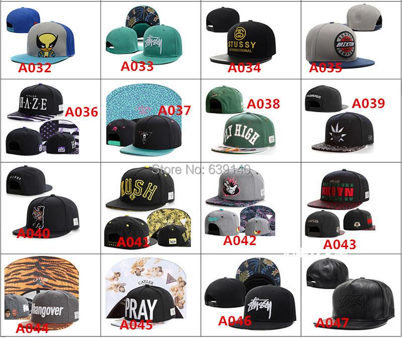 2015 new fashion Snapbacks adjustable baseball snapback hats and caps 16 pcs Per Lot Free shipping(China (Mainland))