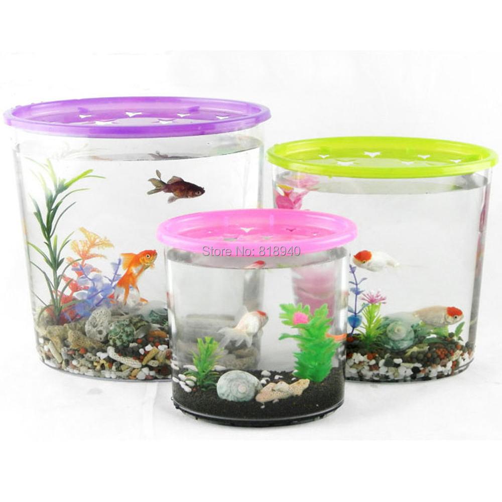 Achetez en gros bocal poissons d 39 aquarium en ligne des for Bocal plastique poisson