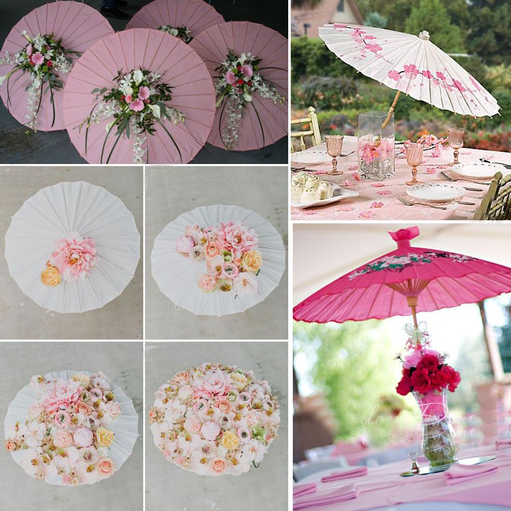 Small decorative parasols promotion shop for promotional