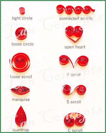 Quilling Paper(1)