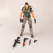 Buy PLAY ARTS KAI Biohazard 5 Resident Evil 5 Chris Redfield PVC Action Figure Collectible Model Toy for $41.74 in AliExpress store