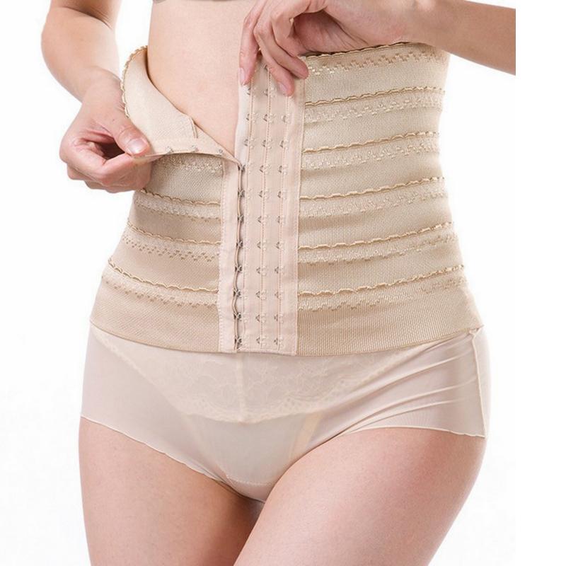 Slimming body waist shaper tummy trimmer waist trainers girdle gaine amincissante corset bodyshaper fajas fajas reductoras body(China (Mainland))