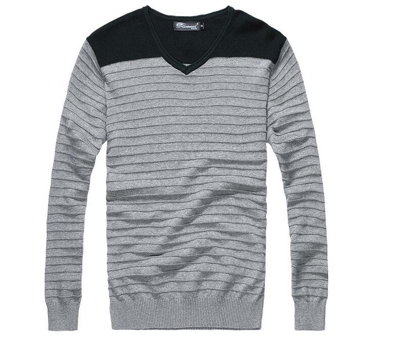 Men Winter Sweaters And Pullovers 2015 Men Sweater Knitting Patterns Slim Fit Men's Long Sleeve Sweater Famous Brand Sweater Men(China (Mainland))