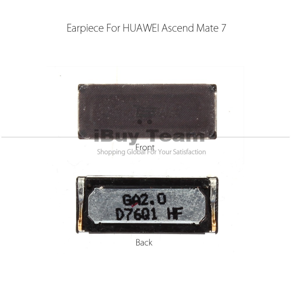 Original Earpiece Module for Huawei Ascend Mate 7 Receiver Repair Replacement Spare Parts for Huawei Mate 7 Cell Phone Parts(China (Mainland))