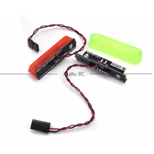 Buy 1pcs 5V Taillight LED Board Lampshade Red / Green QAV250 210 280 FPV Multicopter Quadcopter RC Quadcopter Drones for $2.49 in AliExpress store