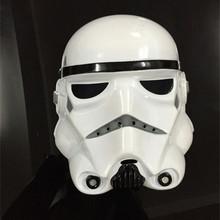 Star Wars helmet cosplay mask white