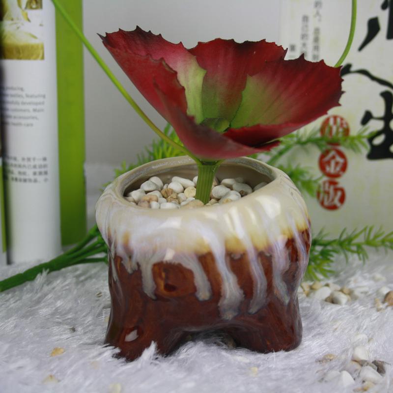 multi decorative flower pots seeding planter garden pots and planter(China (Mainland))