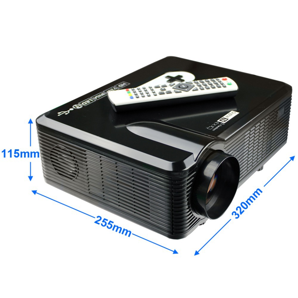 Excelvan Cl720 Full Hd Home Theater Projector 3000 Lumen: Aliexpress.com : Buy Excelvan CL720 Projector 3000 Lumens