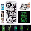 Luminous Painting Phone Case For Samsung Galaxy S7 Edge G9350 G935A Glow in the Dark Soft