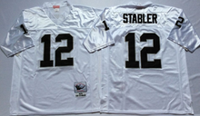 Stitiched,Oakland Raiders T.Brown stabler Jim Plunkett Throwback for men,camouflage(China (Mainland))