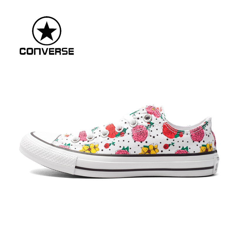 100% Original new 2015 Converse Star women's skateboard shoes 547287 sneakers