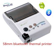 Woosim 2'' mini bluetooth mobile portable receipt printer Porti-S30/40 for smartphone(China (Mainland))