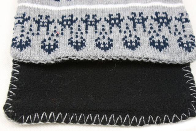 Child Knitting Scarves Autumn Winter Fashion Scarf Jacquard Weave New Trend Vogue Scarf Polar Fleece Warm Child Knitting Scarves