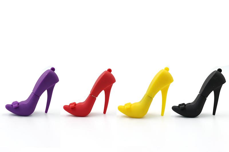 hot sale high-heeled shoes model USB Flash Drive Pen Drive 4GB 8GB 16GB 32GB 64GB Pendrive Flash U Stick USB 2.0 Memory Stick(China (Mainland))