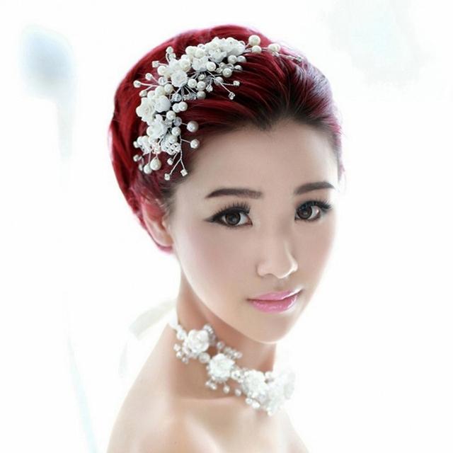Bh34 бесплатная доставка 2015 свадебные повязка на голову роскошные красивые кристаллы ...