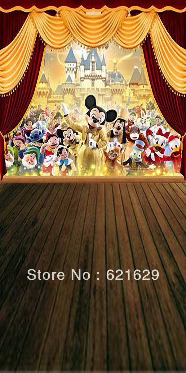 Фотография Cartoon characters 10