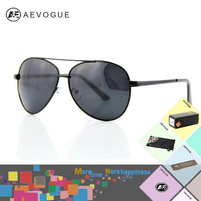 Aevogue открытый бренд солнцезащитных очков мужчин с чехол спортивные солнцезащитные очки поляризованные вс glassesgafas óculos де золь UV400 AE0028